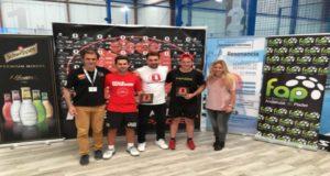 Javier Bravo y Cayetano Rocafort se llevan el ABS 1000 Iceheads-Pádel