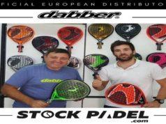 Acuerdo de distribución de DABBER-STOCKPADEL.COM