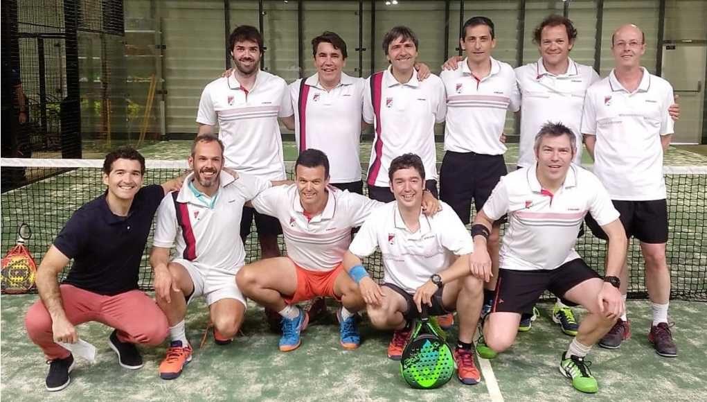 Campeonato Navarro por Equipos Absolutos de Clubes de Pádel de 2ª Categoría