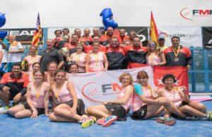 Madrid reina de nuevo en el Campeonato de España de Veteranos por Selecciones Autonómicas