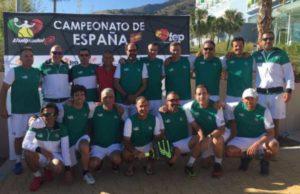 Los veteranos ponen rumbo a Palma de Mallorca para disputar el Campeonato de España por Selecciones Autonómicas