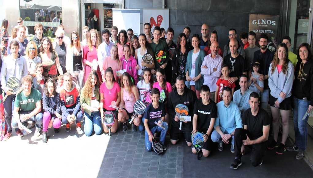 María Sesma – Maite Losarcos e Iñigo Zaratiegui – Ignacio Santos consiguen la victoria en el Trofeo Ristorante Ginos