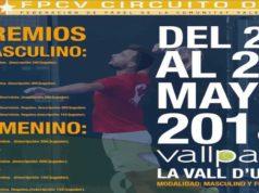 Streaming de las finales del Circuito Oro 24* Vallpala