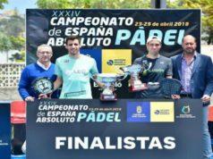 El andaluz Javier Ruiz conquista las Islas Canarias