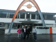 La central de HEAD en Kennelbach, Austria, recibe una visita muy especial