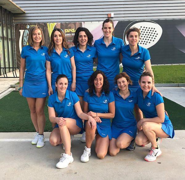 El conjunto masculino del Club Tenis Pamplona y el femenino de MDM Pádel, se hacen con el triunfo y el ascenso en el Campeonato Navarro por Equipos Absolutos de Clubes de Pádel de 2ª Categoría