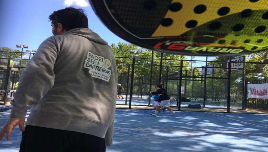 StarVie colabora con la asociación deportiva 'Padel Sem Barreiras' para personas con discapacidad