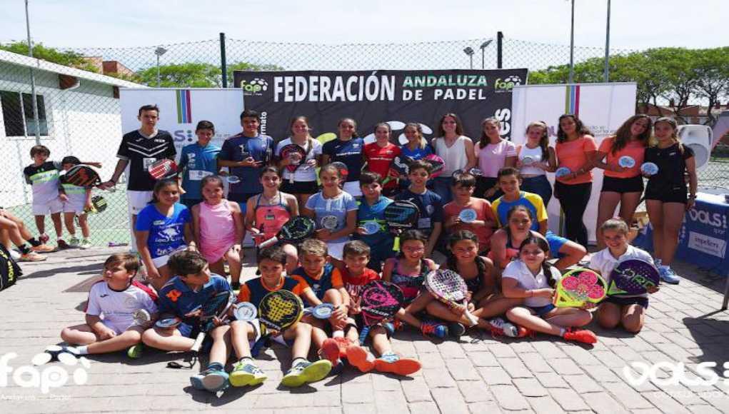 La cantera andaluza vuelve a demostrar su grandeza en la tercera prueba de menores