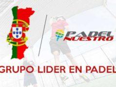 Grupo Padel Nuestro potencia su presencia en Portugal con la apertura próximamente de tres nuevas tiendas