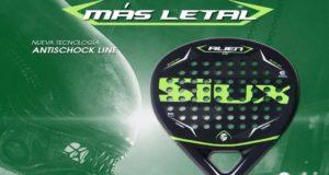 Siux lanza la pala Alien 2.0: más letal