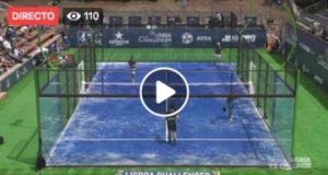 Sigue en directo la final del Lisboa Challenger 2018