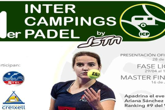 Inter Campings Pádel By Justten