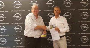 La FAP cierra un acuerdo de colaboración con OPEL