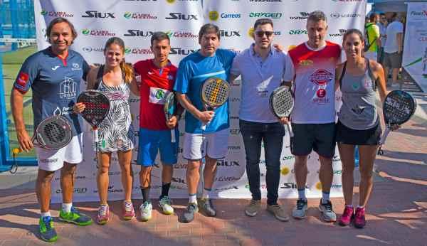 I Jornada Team Grupo Padel Nuestro