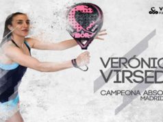 Verónica Virseda se proclama Campeona de Madrid Absoluta