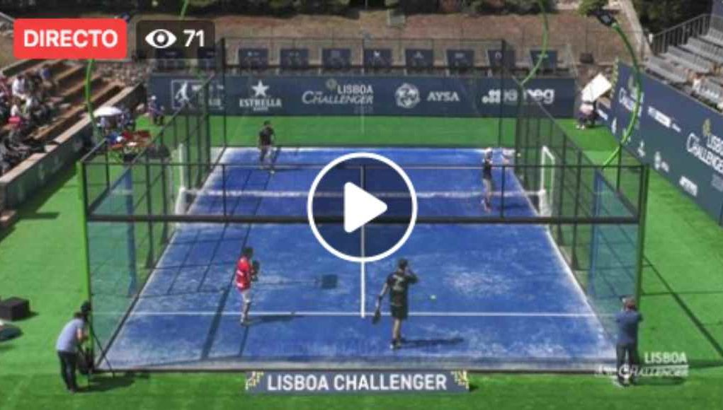 Sigue en directo las semifinales del Lisboa Challenger 2018
