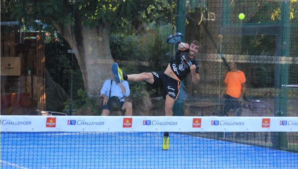 Arranca el cuadro final del World Padel Tour Cabrera de Mar Challenger 2018