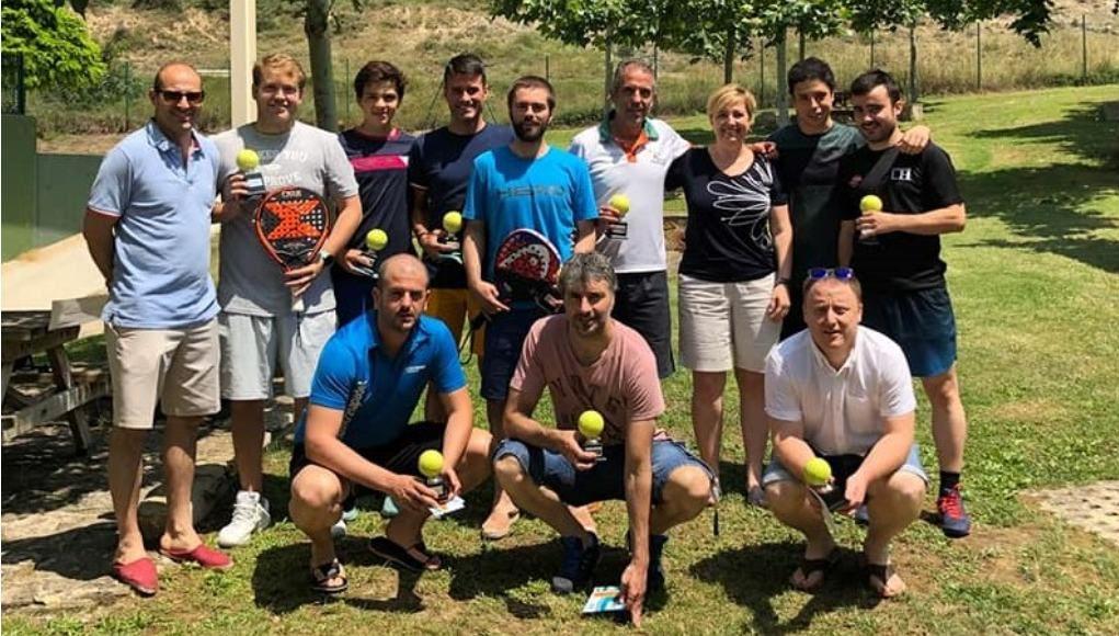Javier Ezcurra y Pablo Moral se hacen con el título en la 3ª Prueba del Circuito Tierra Estella 2018 – Trofeo Ardantze