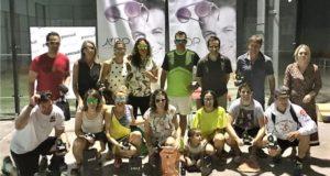 Jesús Campo – Héctor Ladrero y Sandra Martínez – Patricia Colomina se adjudican la 4ª Prueba del Circuito Ribera de Navarra 2018 – Trofeo Pascual Centro Óptico y Auditivo