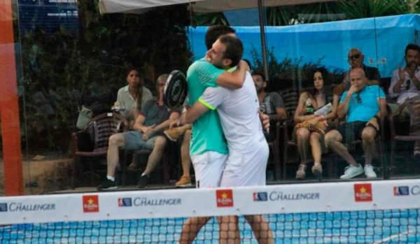 Victor Ruiz gana con Orygen el Cabrera de Mar Challenger 2018