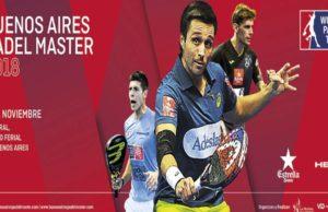 A la venta las entradas del Buenos Aires Padel Master 2018