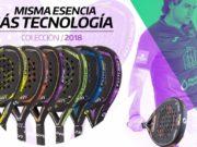 Orygen presenta su nueva colección de palas con más innovaciones tecnológicas