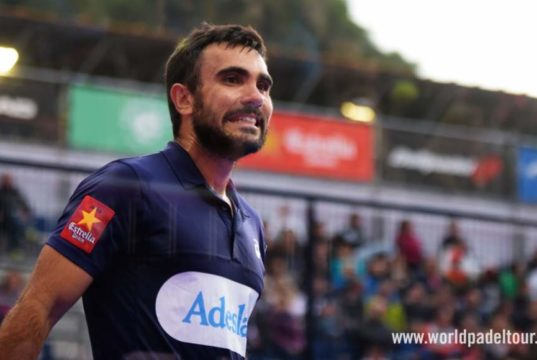 Foto de World Padel Tour - Lima y Jardim jugarán juntos en el Andorra Open 2018
