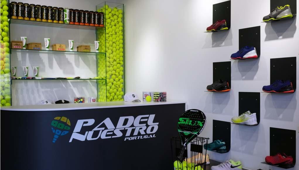 Padel Nuestro abre en Guimarães su segunda tienda en Portugal, cuarta del grupo en toda Europa