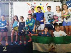 Los andaluces levantan cuatro títulos y seis subtítulos en el Campeonato de España de Menores