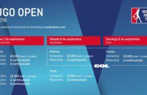 Imagen de World Padel Tour - Horarios del streaming del World Padel Tour Lugo Open 2018