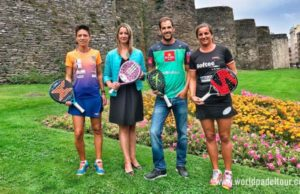 Foto de World Padel Tour - Presentación del World Padel Tour Lugo Open 2018
