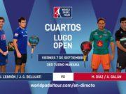 Imagen de World Padel Tour - streaming cuartos masculinos del Lugo Open 2018