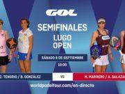 Imagen de World Padel Tour - Streaming semifinales del Lugo Open
