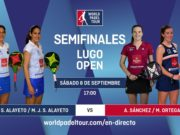 Imagen de World Padel Tour - Streaming semifinales de tarde del Lugo Open 2018
