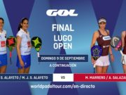 Imagen de World Padel Tour - Streaming de las finales del Lugo Open