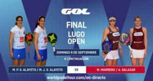 Imagen de World Padel Tour - Streaming de las finales del Lugo Open