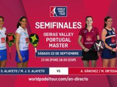 Imagen de World Padel Tour - streaming jornada de tarde de las semifinales del Portugal Padel Masters