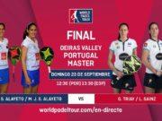 Imagen de World Padel Tour - Streaming de las finales del Portugal Padel Masters