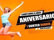 Street Padel celebra su octavo aniversario con una campaña de sorteos diarios