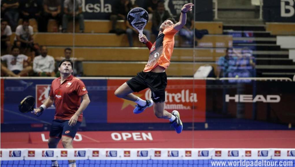 Foto de World Padel Tour - Los tres mejores puntos del World Padel Tour Lugo Open 2018