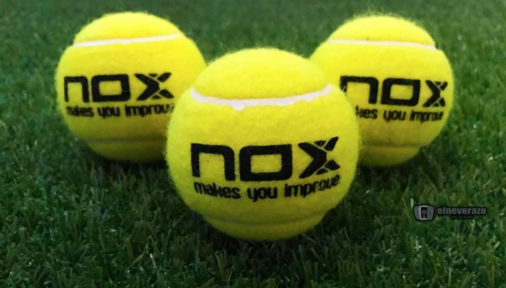 Probamos las pelotas NOX Pro Titanium