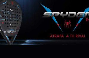 Spyder Luxury, otro lanzamiento de Siux para su gama Luxury de pádel
