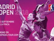 Imagen de World Padel Tour - Ya a la venta las entradas del Madrid WOpen 2018