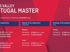 Imagen de World Padel Tour - Horarios del streaming del Oeiras Valley Portugal Padel Masters