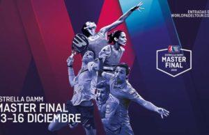 Imagen de World Padel Tour - El Estrella Damm Master Final 2018 empieza a calentar motores