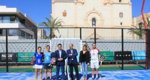 Foto de World Padel Tour - Comienza el cuadro final del Villa de San Javier Challenger 2018