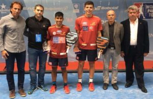 Foto de World Padel Tour - Chingotto y Tello se llevan el World Padel Tour París Challenger 2018