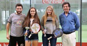 Maite Losarcos subcamepona en el Máster Nacional de Menores 2018