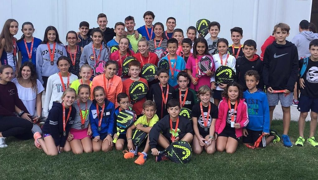 Campeonato Navarro de menores por parejas