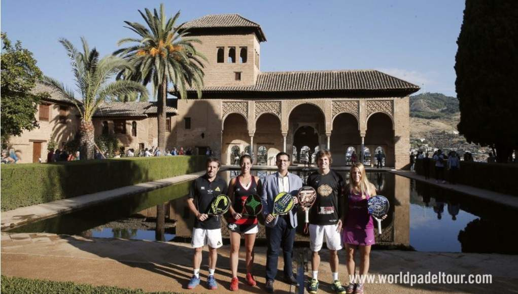 Foto de World Padel Tour - El circuito World Padel Tour toma Granada